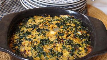Quinoa and Chard Pie