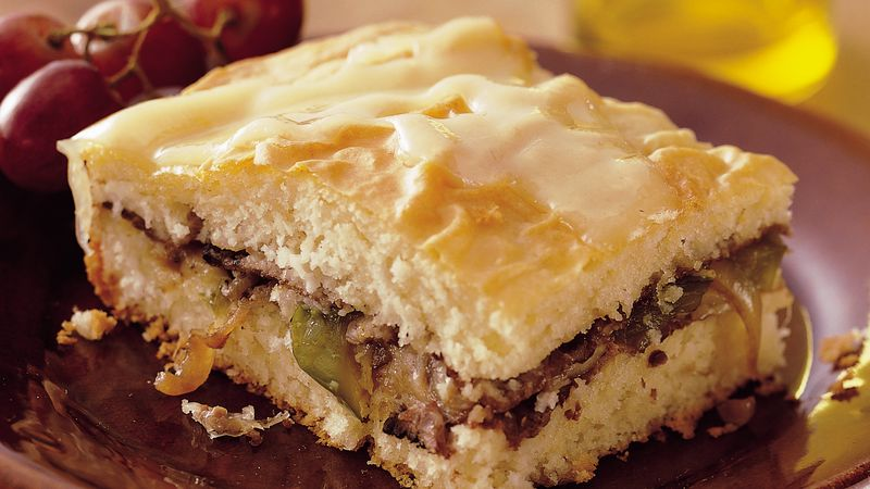 Philly Beef and Cheese Sandwich