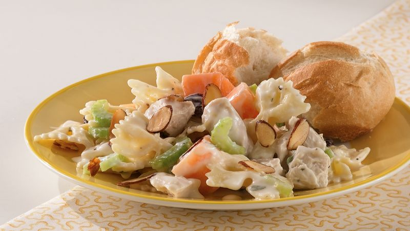 Lemon-Mint Chicken Salad