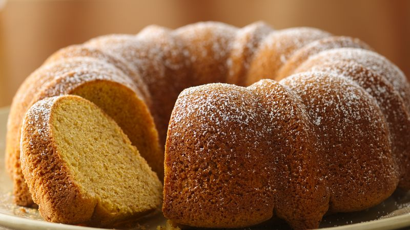 Gluten-Free Spicy Pumpkin Cake