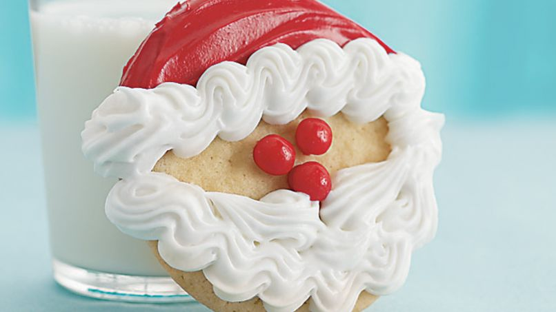 Fun with Santa Cookies
