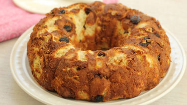 Puerto Rican Bread Pudding