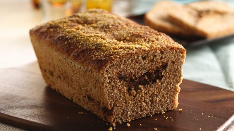 S'mores Swirl Bread