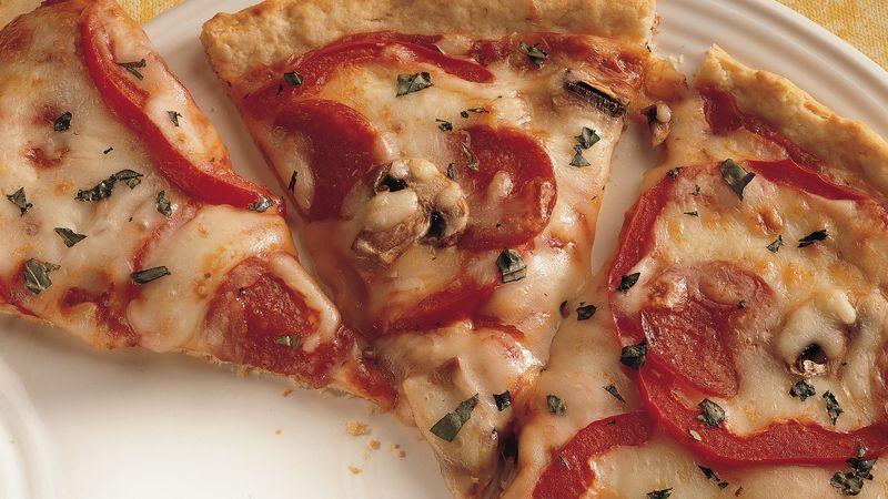Extra-Easy Pizza