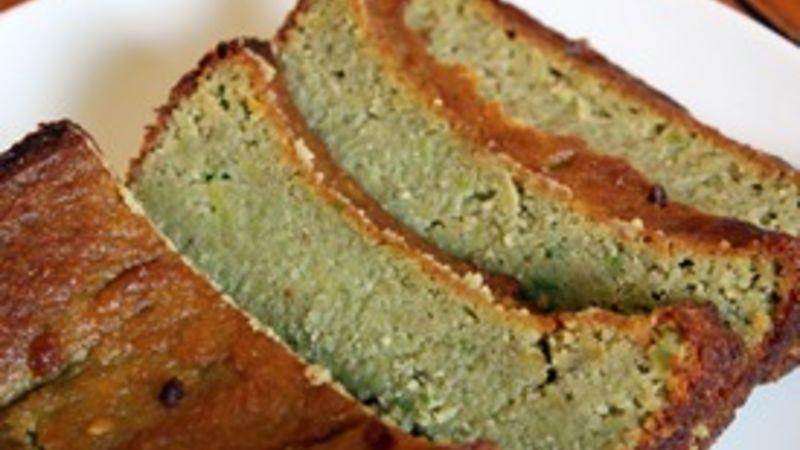 Gluten-Free Avocado Quick Bread