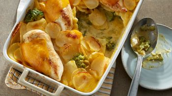 Au Gratin Chicken Bake