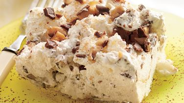 Frozen Angel Toffee Dessert