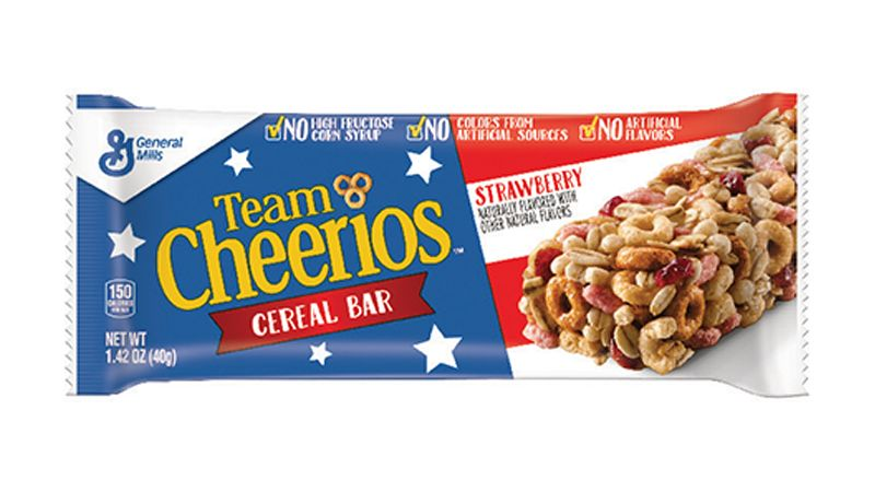 Team Cheerios™ Cereal Bars (96 ct) 1