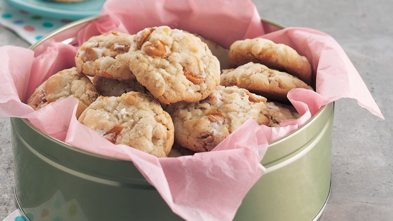 Butterscotch Crackles