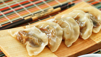 Easy Steamed Vegetable Dumplings