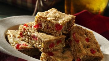 Rum-Raisin Bars