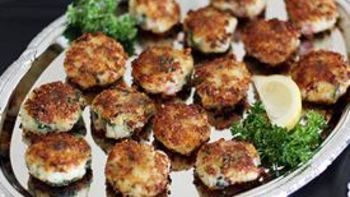 Ham and Spinach Croquettes