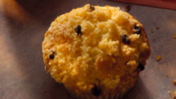 Banana-Gingerbread Muffins