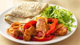 Grilled Chicken Fajitas Recipe Tablespoon Com