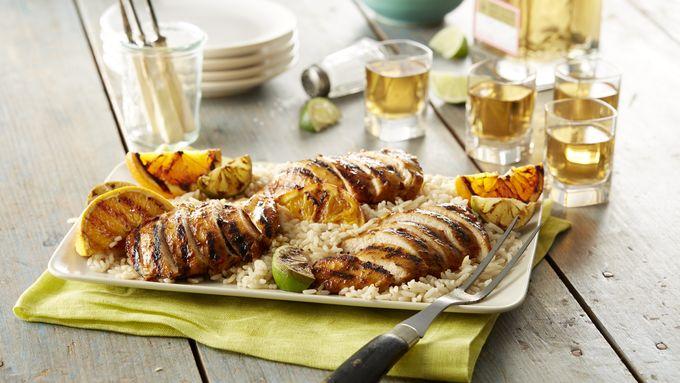 Margarita Grilled Chicken Breasts