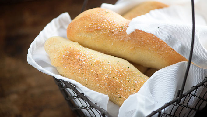Olive garden copycat breadsticks recipe from tablespoon for Olive garden breadsticks recipe