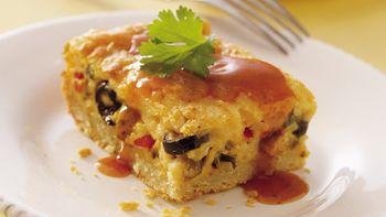 Southwest Chicken Torte