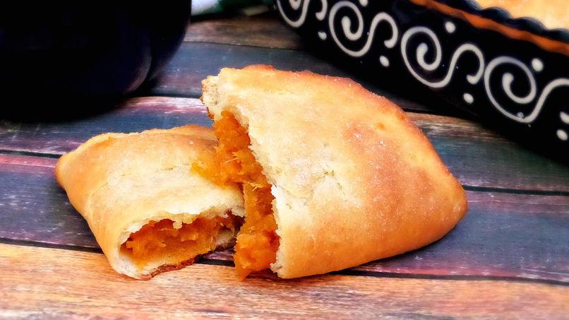 Sweet Potato Empanadas