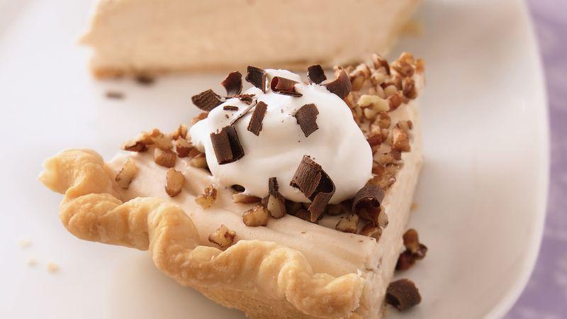 Chai Cream Pie