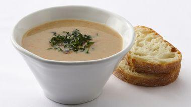 Super-Tuscan White Bean Soup