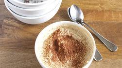 Tiramisu-Flavored Quinoa