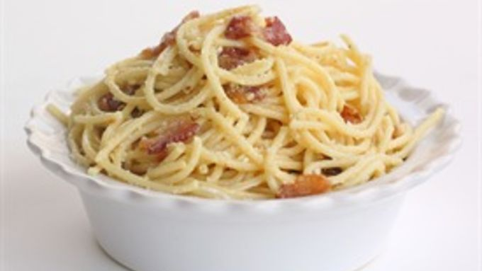 how to cook spaghetti carbonara step by step