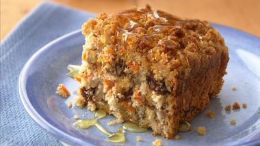 Morning Glory Muffin Squares