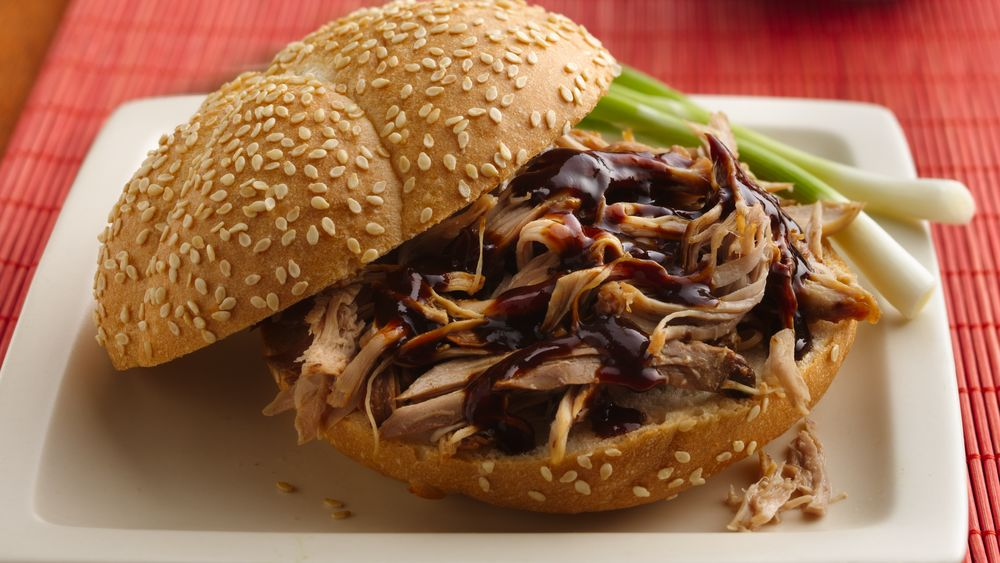 Turkey Teriyaki Sandwiches