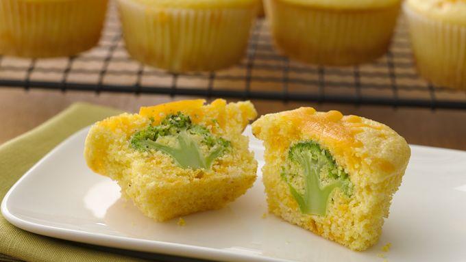 Secret Forest Corn Muffins