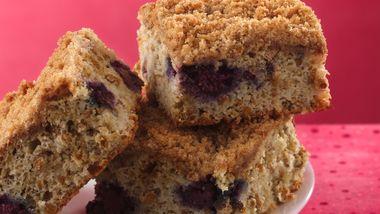 Blackberry Brunch Cake