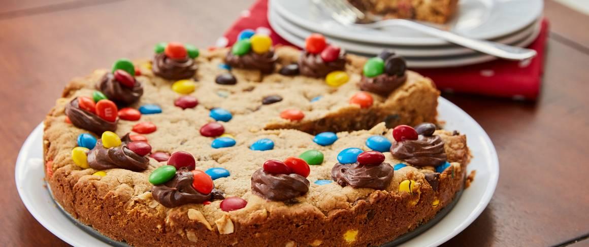 Monster cookie recipe betty crocker