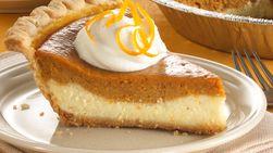 Pay de queso crema con Camote (Sweet Potato)