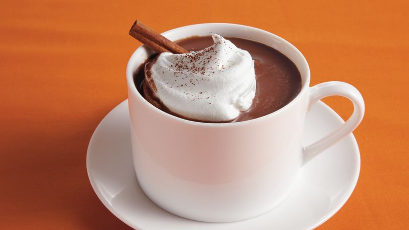 Slow-Cooker Mexican Hot Cocoa