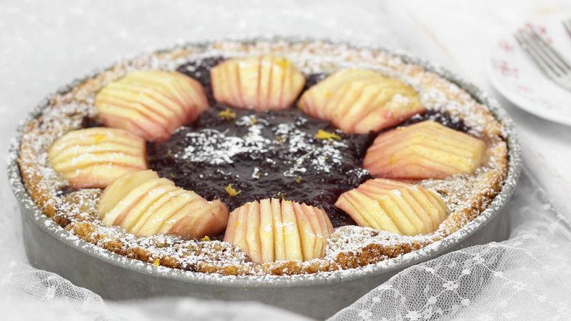 Cran-Apple Kuchen