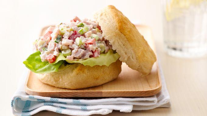 Easiest-Ever Ham Salad