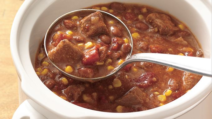 Slow-Cooker Southwestern Pork Stew