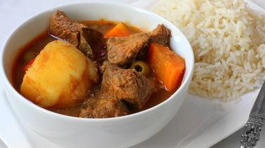 Puerto Rican Beef Stew