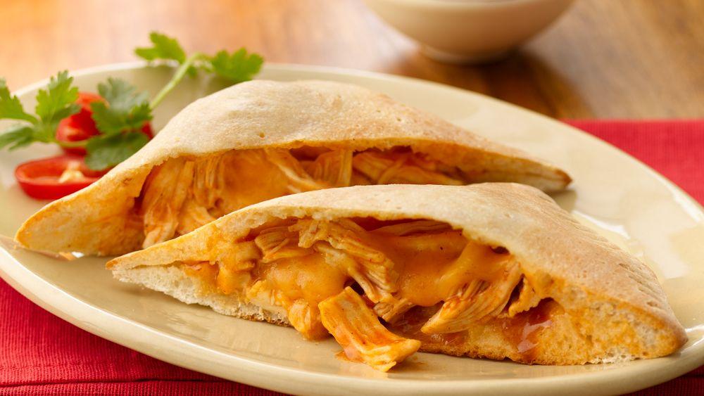 Chicken Enchilada Foldovers