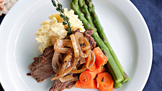 Passover Brisket recipe - from Tablespoon!