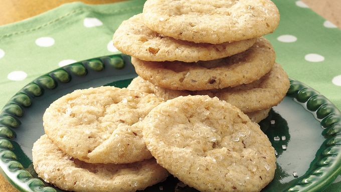 Praline Sugar Cookies