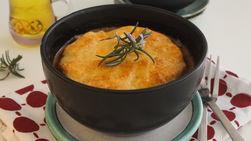 Pot Pie de Portobello