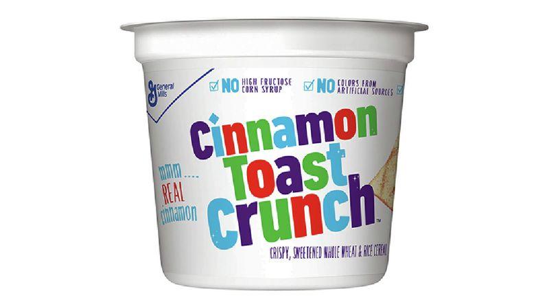 Cinnamon Toast Crunch™ Cereal Single