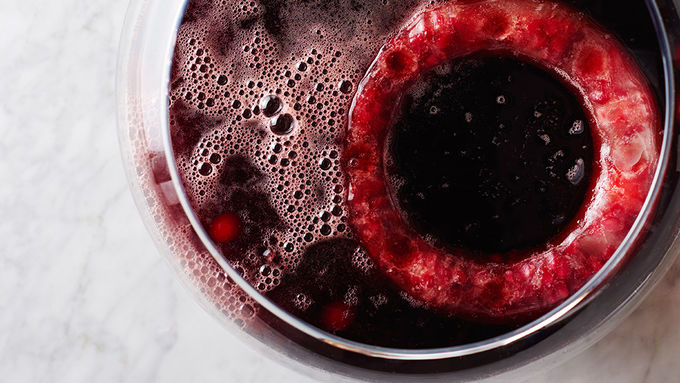 Cherry-Infused Dr. Pepper™ Punch
