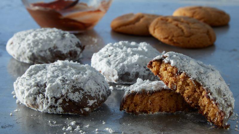 Chocolate-Peanut Butter Cookie Treats