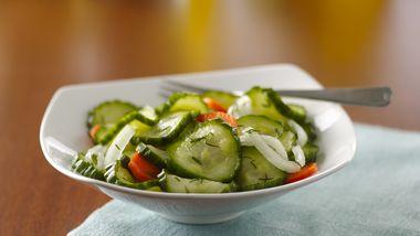 Easy Refrigerator Pickles
