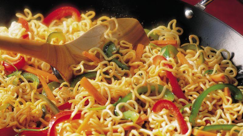Spicy Confetti Noodles