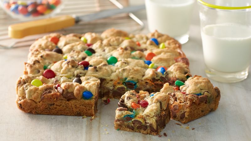 Recipe For Cake Cookie Bars