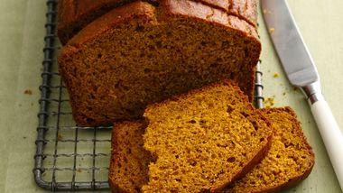 Skinny Pumpkin Bread