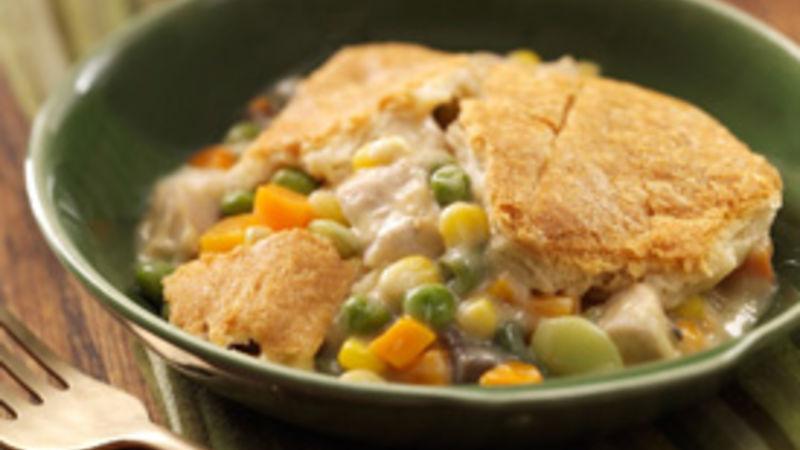 Crescent Cook's Chicken Pot Pie