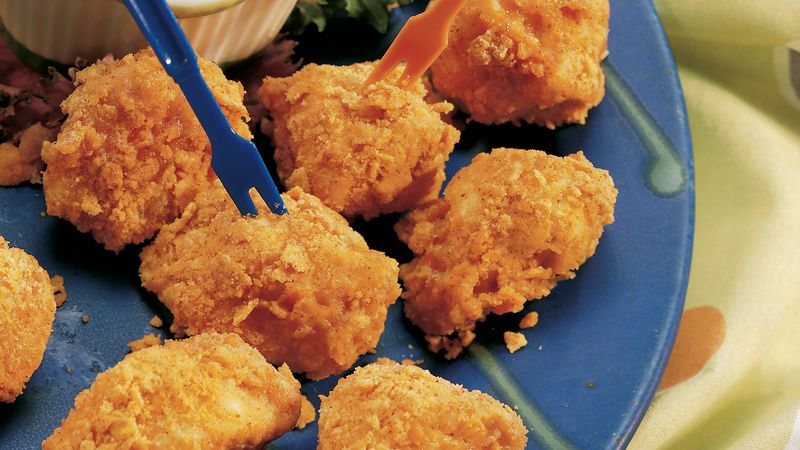 Quick Chicken Chunks